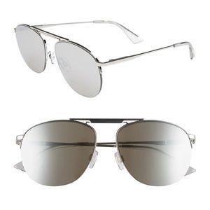 Le Specs LIBERATION Unisex Aviator Sunglasses 57mm